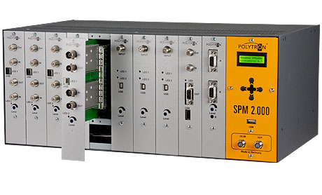 SPM2000 - Polytron Digital Headend